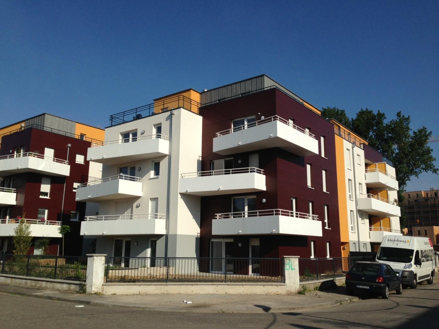 Bitz immobilier vente et location d 39 appartements et de for Garage strasbourg neudorf