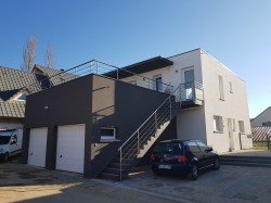 MOMMENHEIM - Appartement 3P de 69,81 m2 - 1ère occupation