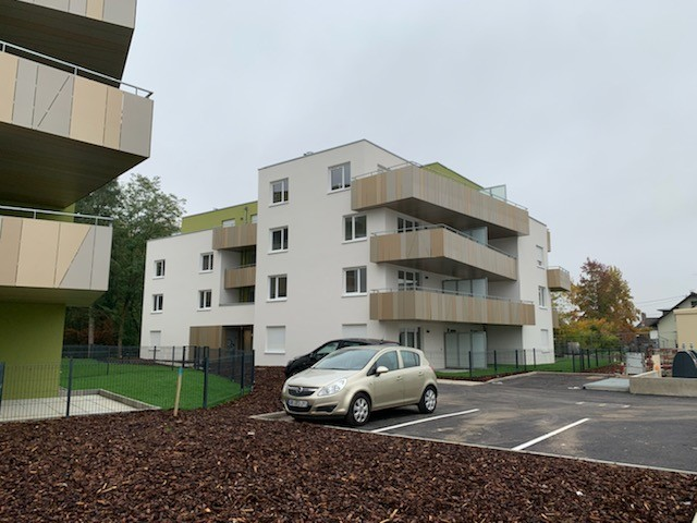 HAGUENAU - 1 ère occupation - 2P de 42,76 m2